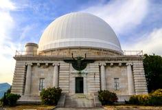 Bóveda vieja del observatorio en Niza, francesa riviera, Francia fotos de archivo