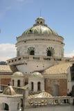 Bóvedas de la iglesia de Compania del La Imagen de archivo