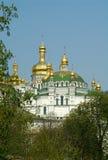 Bóvedas de oro. Imagen de archivo libre de regalías