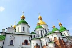 Bóvedas de una iglesia Foto de archivo