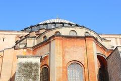 Bóvedas del Hagia Sophia, Estambul imagen de archivo