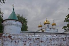 Bóvedas del oro imagen de archivo libre de regalías