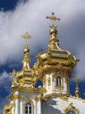 Bóvedas del oro Imagenes de archivo
