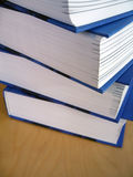 böcker 1 Fotografering för Bildbyråer