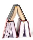 böcker Arkivfoton