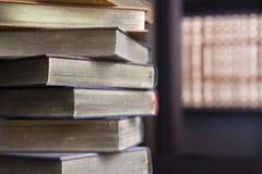 Böcker Royaltyfri Fotografi