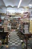 Böcker 032 Arkivbild