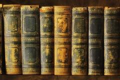 3 böcker Arkivbild