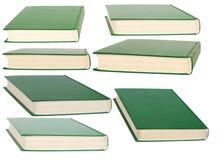 Böcker med blanka räkningar Fotografering för Bildbyråer