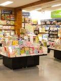 Böcker shoppar Royaltyfria Bilder