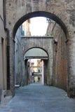 Bögen in Europa, der italienische Süden Stockbild