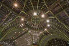 Bögen von Grand Palais in Paris lizenzfreie stockfotos