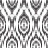 Böhmisches nahtloses Muster lizenzfreie abbildung