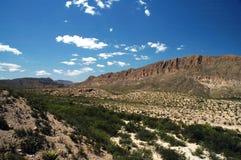 böj den stora nationalparken Royaltyfria Foton