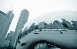 böna chicago Arkivfoto