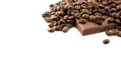 bönachokladkaffe Royaltyfria Foton