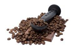 bönachokladkaffe Fotografering för Bildbyråer