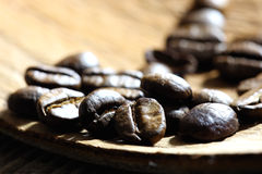 bönacoffea Royaltyfri Bild