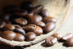 bönacoffea Royaltyfri Fotografi
