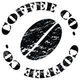 bönakaffe stock illustrationer