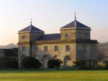 Bönmittbyggnad Arkivfoto