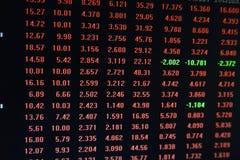 Börse Lizenzfreie Stockfotos
