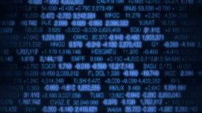 Börse-Brett (Loopable) vektor abbildung