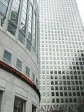 Börse-Gebäude lizenzfreie stockbilder