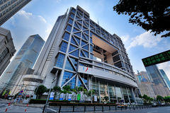 Börse Shanghais Lizenzfreie Stockfotografie