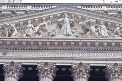 Börse von New York Stockbilder