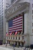Börse von New York lizenzfreies stockbild