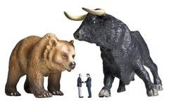 Börsen Stockfoto
