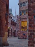 Böttcherstraße Bremen Royalty Free Stock Photos
