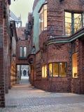 Böttcherstraße Bremen Royalty Free Stock Image