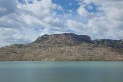 Búfalo Bill Reservoir Fotografía de archivo libre de regalías