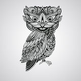 Búho del vector libre illustration