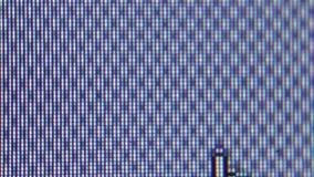BÚSQUEDA DE EMPLEO EN LÍNEA - el ECU estupendo que hace clic 'posts botón de un trabajo' almacen de video