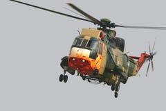 Búsqueda y rescate Helikopter Fotos de archivo