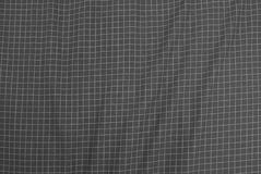 Bûcheron noir et blanc Plaid Seamless Pattern Images stock