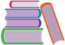Bücher Stockbild