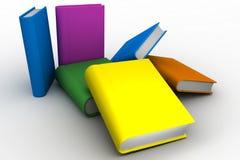 Bücher Lizenzfreies Stockbild