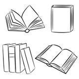 Bücher. Stockbild