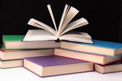 Bücher. stockfotografie