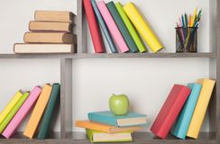 Bücher Stockfotografie
