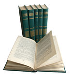 Bücher Lizenzfreie Stockfotos