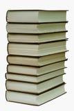 Bücher auf der Tabelle. Stockbild