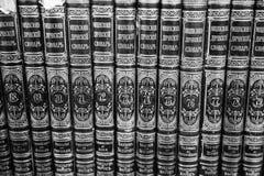 Bücher für Fotografen und Entwerfer Lizenzfreie Stockfotos