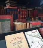 Bücher für Verkauf Stockfotos