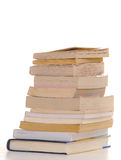 Bücher trennten Stockbild