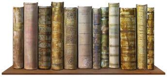 Bücher u. Bücher 003 Stockfoto